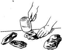 Рецепт приготовления бифштекса