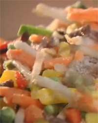 Овощи - кулинарное использование