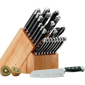 Правила ухода за кухонным ножом