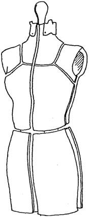Манекен для шитья тюмень
