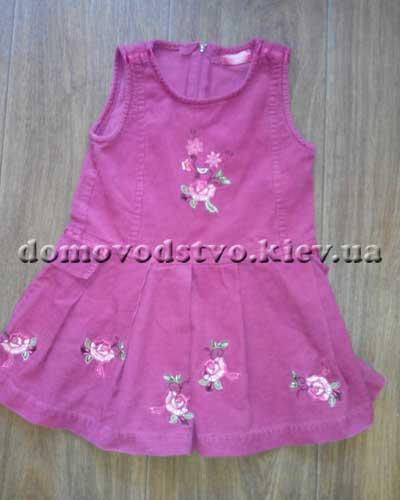 Как удлинить детское короткое платье