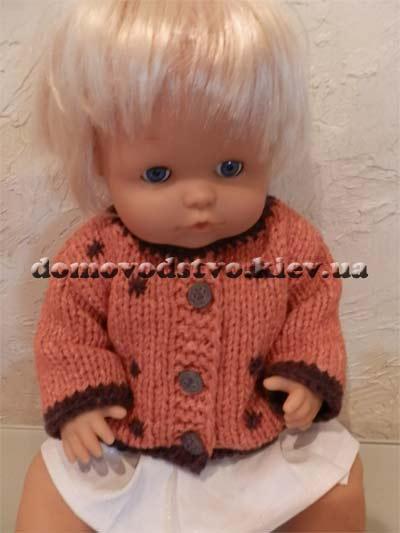 Как сделать кукле платье фото 751