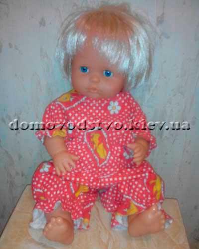 Пижамка для куклы своими руками