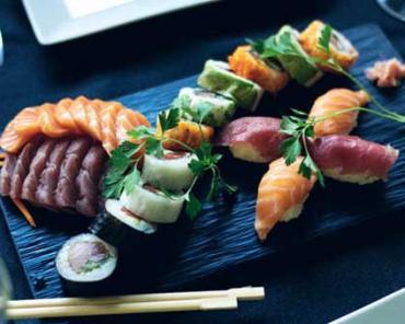 Как приготовить суши в до...
