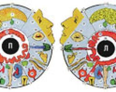 Определение болезни по глазам
